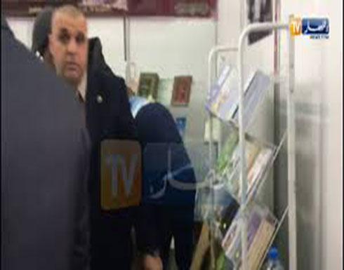 تشميع الجناح الإيراني بسبب كتب شيعية منافية للقانون الجزائري