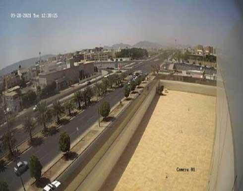 سائق شاحنة  ينهي حياة 4 أشخاص ويصيب 9 آخرين بالمدينة المنورة (فيديو)