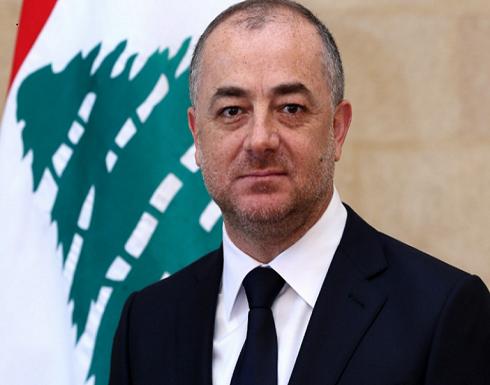 وزير الدفاع اللبناني يدين الاعتداء الذي تعرضت له سوريا عبر أجواء بلاده