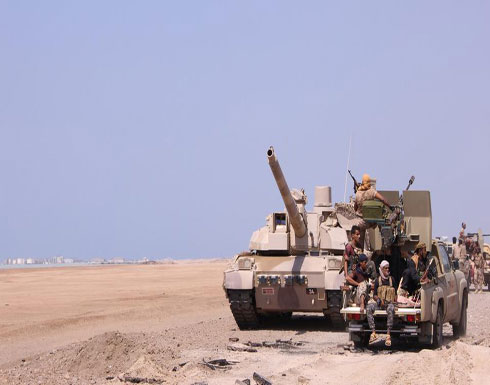 مقتل وجرح أكثر من 20 حوثيا جنوب دمت بينهم قيادي