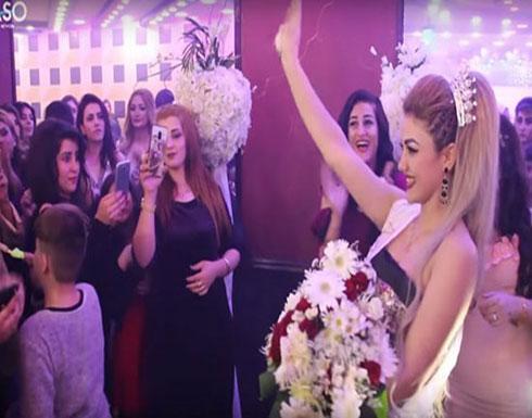 """بالفيديو: """"مس قامشلو"""" جديد مسابقات ملكات الجمال في سوريا!"""