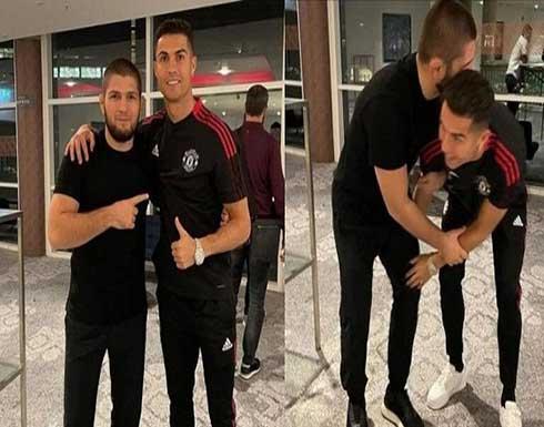 رونالدو يخسر أمام حبيب في تحد خاص - فيديو
