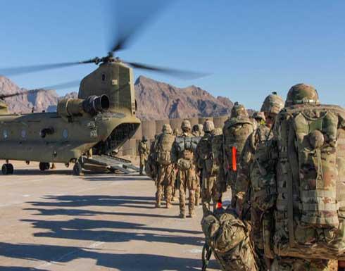 البنتاغون: إكمال 95% من عملية الانسحاب من أفغانستان