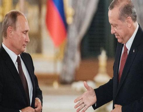أردوغان يعلن توقيع عقد مع روسيا لشراء منظومات صواريخ