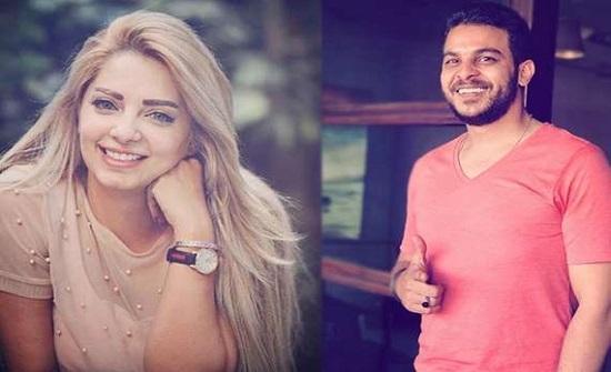 مي حلمي تتوعد بفضيحة مخلة بالشرف بعد طلاقها من محمد رشاد