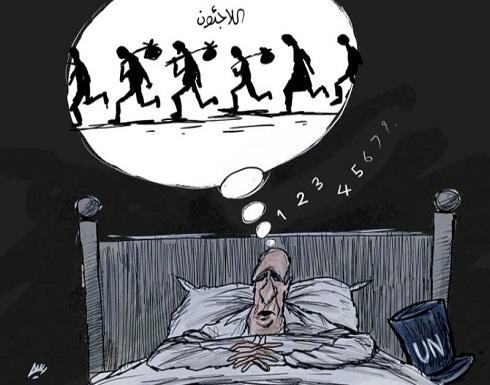 اللاجئون في العالم