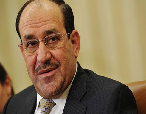 المالكي يرفض لقاء الصدر ويتحدث عن تحالف من 190 نائبا