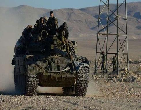 قوات النظام على وشك السيطرة على طريق حلب - دمشق الدولي