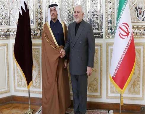 وزيرا خارجية قطر وإيران يبحثان قضايا إقليمية ودولية