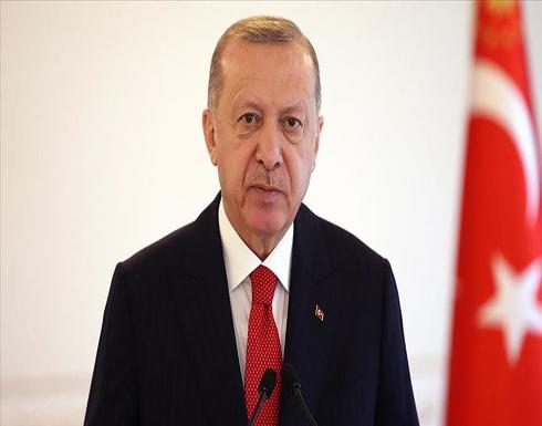 أردوغان: نرغب بتوطيد العلاقة مع أمريكا لحل القضايا الإقليمية