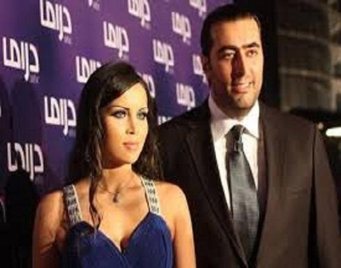 بالصور : باسم ياخور يقصف جبهة زوجته و يتسبب بالكثير من الحرج