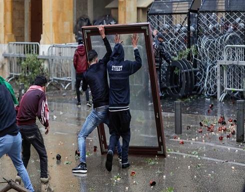 بيروت تلملم جراحها.. 400 مصاب في صدامات مع الأمن