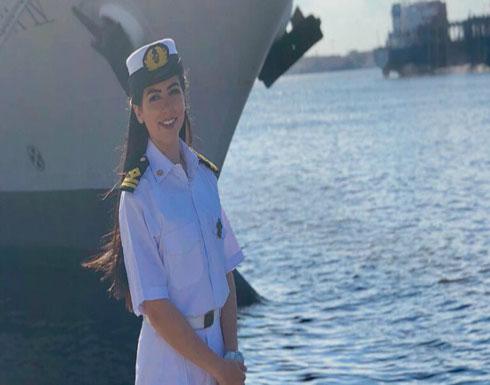 مصر.. قبطانة مصرية ترد على خبر تسببها في جنوح سفينة قناة السويس