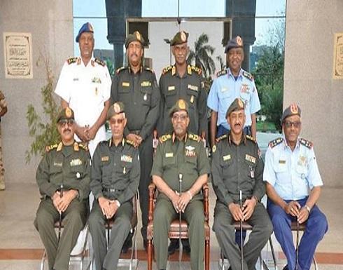 تصاعد الخلاف داخل قيادة الجيش السوداني حول رئاسة المرحلة الانتقالية