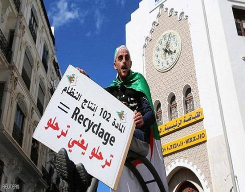 """احتجاجات الجزائر تعود إلى """"المربع الأول"""""""