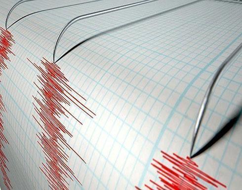 زلزال بقوة 5.1 درجات يضرب إندونيسيا