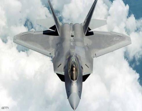 تحليق مكثف لطائرات التحالف الدولي فوق التنف بسوريا