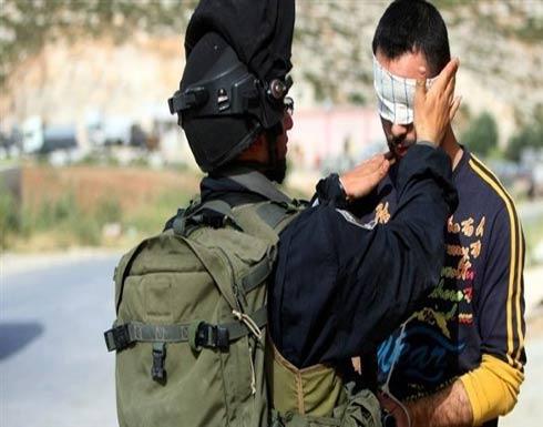 الاحتلال الإسرائيلي يعتقل 1319 فلسطينياً منذ بداية العام الجاري