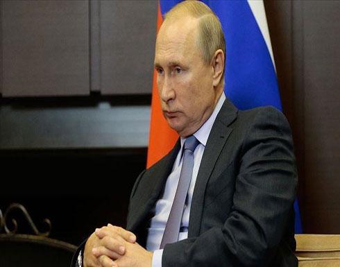 بوتين: مؤتمر برلين حول ليبيا جاء بجهود روسية تركية