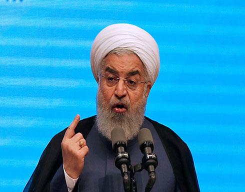 الرئيس الإيراني: سنتعامل بقوة مع أي اعتداء على سيادتنا