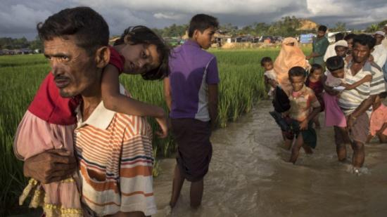 """بنغلادش: الحرب مع ميانمار لحل أزمة الروهينغا """"انتحار"""""""