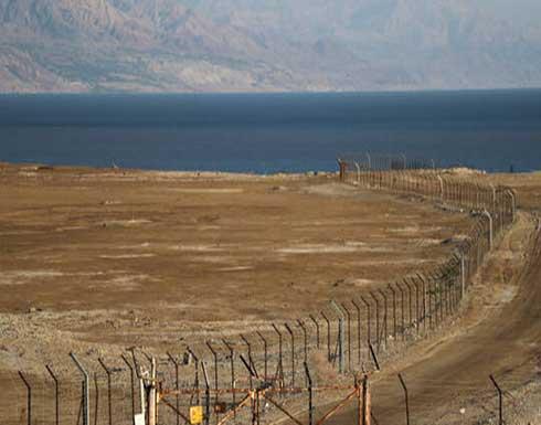 الاردن يعيد اسرائيلي تسلل إلى أراضي المملكة
