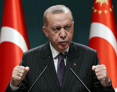 أردوغان: أعدنا بناء 1.5 مليون مسكن في 8 أعوام