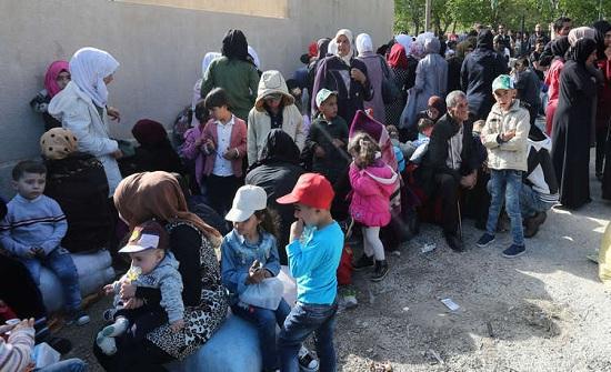 318 لاجئا سوريا في الأردن يعودون لبلادهم خلال يوم