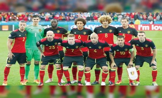 بلجيكا المركز الثالث بمونديال روسيا على حساب انجلترا