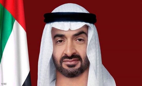 محمد بن زايد: موقف الإمارات ثابت تجاه دعم ليبيا