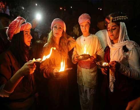 """إيران.. 8 قتلى ومئات المصابين في احتفالات """"الأربعاء الأحمر"""""""