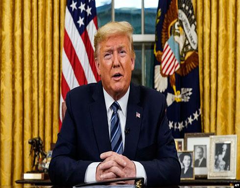 الرئيس الأمريكي يعلن حالة الطوارئ في الولايات المتحدة