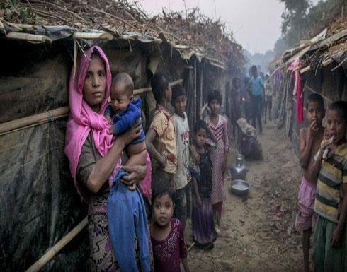 """الأمم المتحدة تطرح نقل """"الروهينغا"""" إلى جزيرة في بنغلادش"""