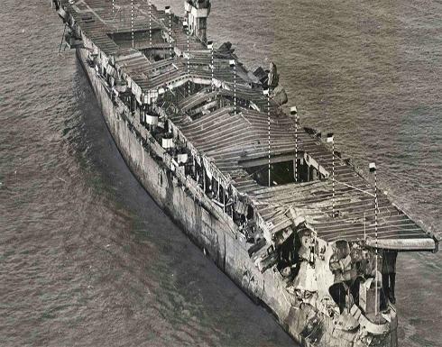 بالفيديو : العثور على سفينة  اختفت مع طاقمها قبل 100 عام في مثلث برمودا