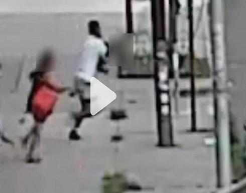 محاولة خطف طفل في نيويورك.. شاهد رد فعل والدته - (فيديو)