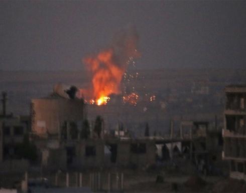 النظام يقصف ريف درعا وتأجيل إجلاء مقاتلي المعارضة