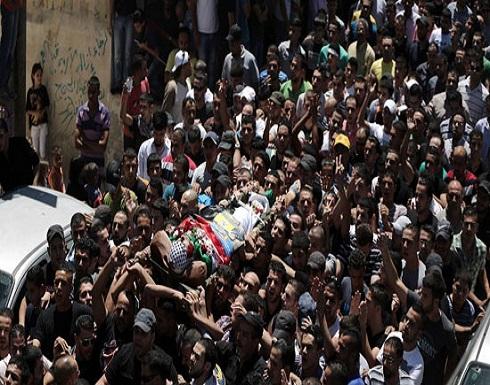 استشهاد شاب فلسطيني في قطاع غرة