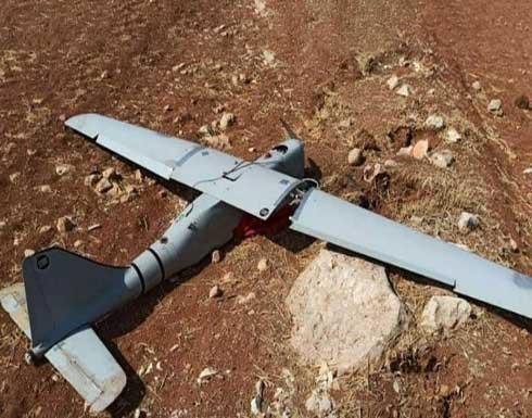 """""""الجيش الوطني"""" يسقط طائرة استطلاع روسية في ريف حلب"""