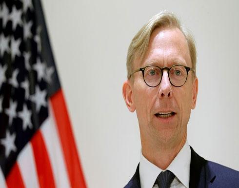 هوك: ترمب سيواصل الضغط وعلى إيران التجاوب