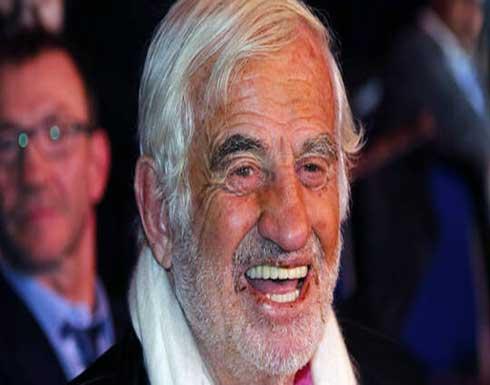 وفاة أسطورة التمثيل الفرنسي جان بول بيلموندو عن عمر يناهز 88 عاما