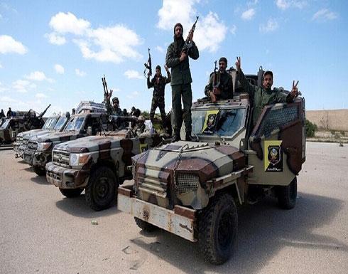"""ليبيا.. """"الجيش الوطني"""" يسيطر بالكامل على مدينة سرت"""