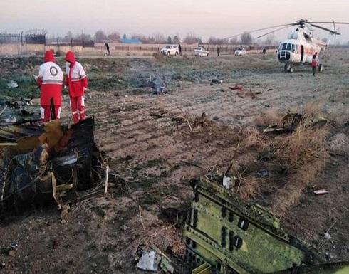 أوكرانيا تتراجع عن أقوالها بشأن سبب تحطم طائرتها بإيران