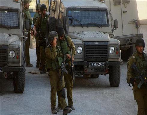 إسرائيل تعتقل 25 فلسطينيا في الضفة الغربية