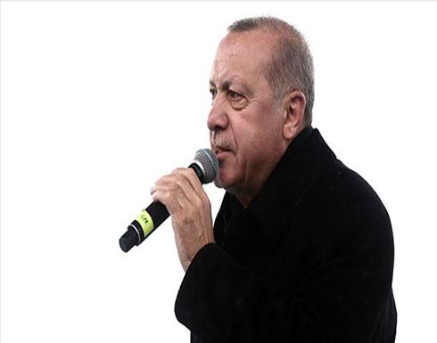 """الرئيس أردوغان لـ""""نتنياهو"""": يا قاتل الأطفال عُد إلى رشدك"""