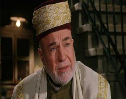 تسريب لقطة للشيخ عبدالعليم من باب الحارة ظهر بها بمفاجأة للمتابعين .. شاهد