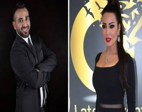 شاهد.. احمد سعد يرد على اتهامه بممارسة العنف على سمية الخشاب
