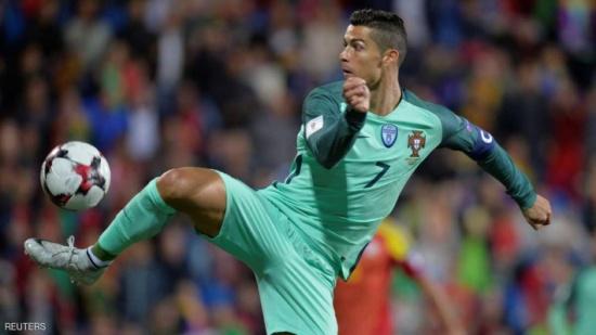 تصفيات المونديال.. رونالدو ينقذ آمال البرتغال