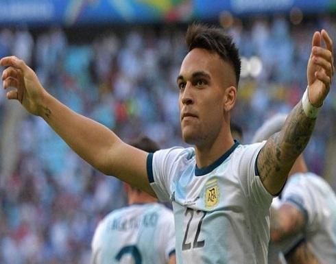برشلونة يتوصل لاتفاق مع لاوتارو