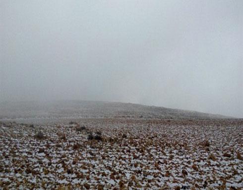 الأردن : زخات من الثلوج السبت ... تفاصيل