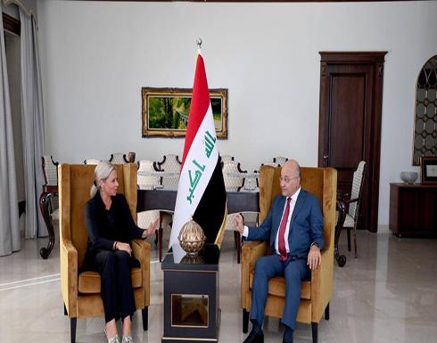 الرئيس العراقي: الانتخابات المقبلة مصيرية